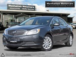 2014 BUICK VERANO |1 OWNER|WARRANTY|ALLOYS|NO ACCIDENT|45000KM