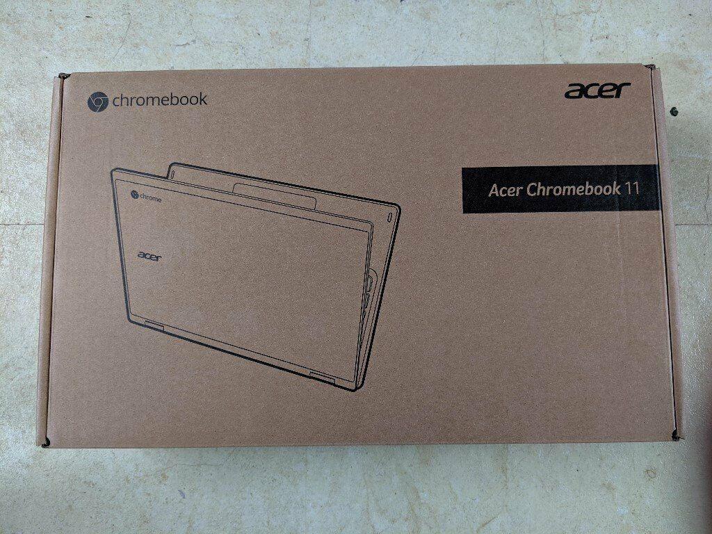 Acer Chromebook 11 Stone Blue - Model CB3 - 132-11DC Unopened Gift -  Reduced | in Woodbridge, Suffolk | Gumtree