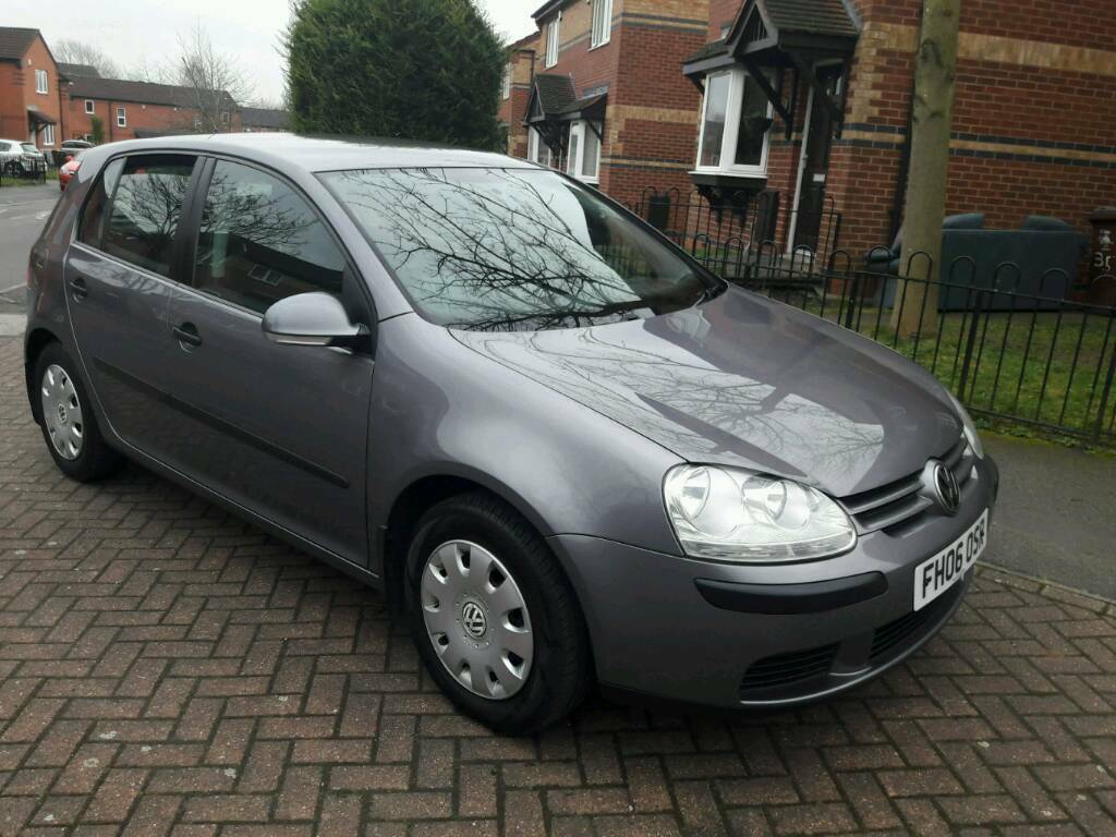 volkswagen golf 5 fsi 1 6 petrol grey in nuthall nottinghamshire gumtree. Black Bedroom Furniture Sets. Home Design Ideas