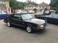 Classic SAAB 900 Convertible For Sale!!!