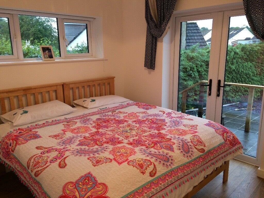 Ensuite double room with own entrance