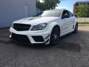 2012 Mercedes-Benz Classe-C C63 AMG BLACK SERIES
