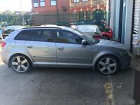 Audi A3 s line spares repairs cambelt gone