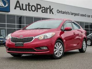 2014 Kia Forte Heated Seats| Active Eco| Bluetooth + XM|