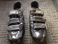 SIDI Cycling shoes , Size 11