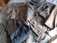 Autumn-winter maternity bundle