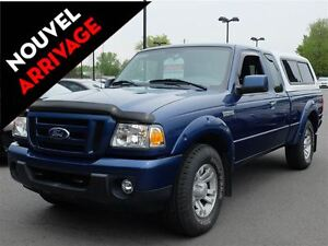 2010 Ford Ranger SPORT 4X4 A/C MAGS