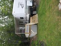 2004 roulotte Cherokee 37 pied