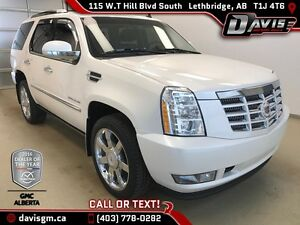 Used 2011 Cadillac Escalade-AWD, 7 Passenger, Heated/Cooled Leat