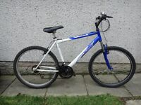 Apollo XC 26 bike, 26 inch wheels, 18 gears, 20 inch frame