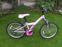 Girls Apollo bike, Would make a nice Christmas present