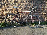 Trek Alpha 1.2 Road Bike Racer Large - Serviced