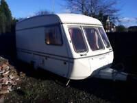 1993 swift corniche 14/4 5 berth touring caravan excellent condition