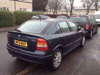 Vauxhall Astra DTI 16V Diesel 1.7 2002