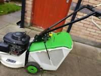 etesia lawn mower 2011 with a Honda engine £300 ONO