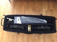 Bowens Gemini 500R Pulsar Tx Twin Head Studio Lighting Kit