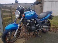 kawasaki zr 750 2002 bargain bike