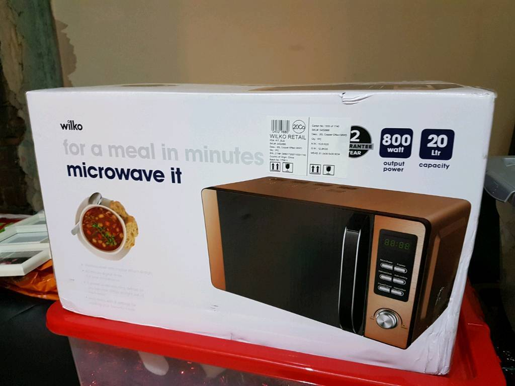 Copper Microwave Bestmicrowave