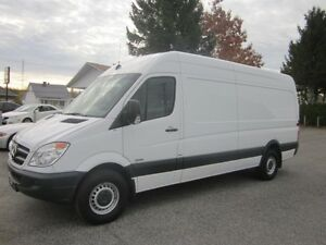 2013 Mercedes-Benz Sprinter 2500 allonge