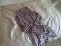 brand new ladies ted baker house coat / robe so soft size small