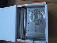 Sony DSC-W800 Camera plus 8gb memory card