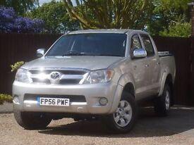 Toyota Hilux 2.5 D-4D HL3 Crewcab Pickup 4WD 4dr # No VAT #