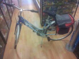 Atala Aluminium bicycle