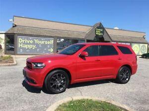2017 Dodge Durango R/T / HEMI / AWD / NAVIGATION