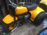 Honda atc 70 trike rare trike now not many about ???????