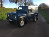 Land Rover 90 td5