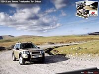 Freelander and Land Rover / Range Rover meet