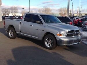 2011 Ram 1500 SLT 4x4- Low kms-warranty-no p Regina Regina Area image 5