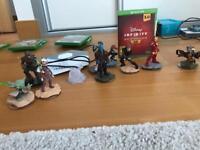 Xbox One Disney Infinity set