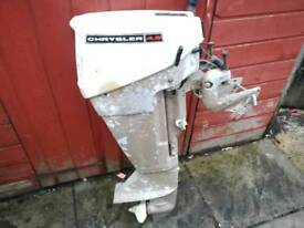 Chrysler 4.5hp Outboard