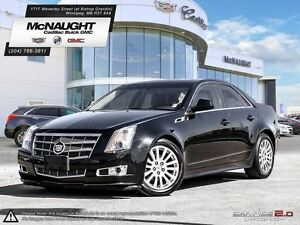 2011 Cadillac CTS Performance 3.6L AWD  | Sunroof