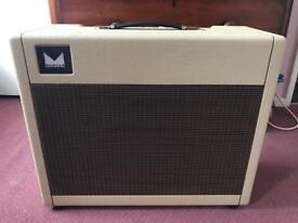 Morgan sw22r ( Fender reverb amp )