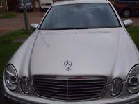 Mercedes E270 CDI AVANTGARDE