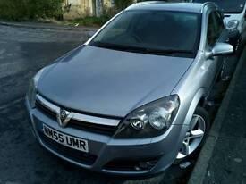 Vauxhall Astra 1.9 CDTi 150 sri estate