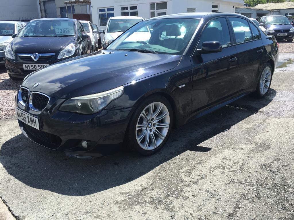 BMW 523i M SPORT