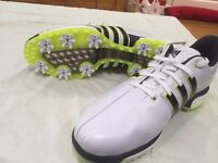Brand New Adidas Tour 360 Boost golf shoes size 7