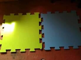 Foam playmats
