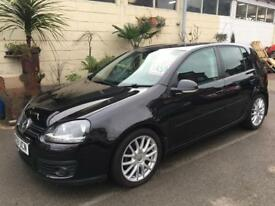 2008 58 VW Golf 2.0 tdi GT 5dr Full Leather