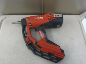 Hilti GX120 Gas Nailer for sale. We buy and sell used goods. 26731