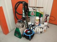 Big Green™ Deep Carpet Cleaning Machine + Accessories