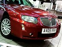 Rover 75 Connoisseur Se Cdti 2005 with only 57,682 miles from new. BMW Engineering.