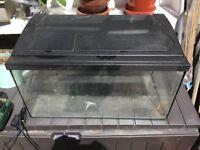 Fish tank/aquarium (55litre)