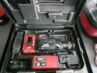 Jvc cam corder (back to the future)