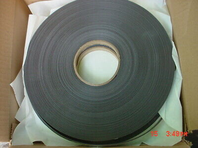 Lot Of 4  Magnetic Tape 100 Feet Roll 12 Wide X 100 Ft Long .06 Thick