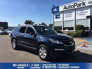 2016 Chevrolet Traverse B.up Camera|AWD|Alloys|Bluetooth|Keyless