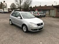 Volkswagen Polo 1.2 Petrol 5 Door Hatchback 2007 Low Mileage Excellent Runner